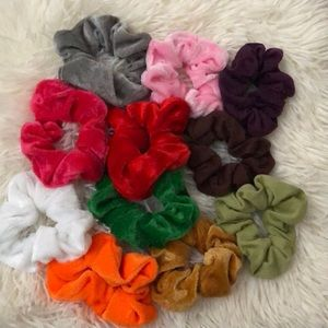 Accessories - Scrunchie Haul